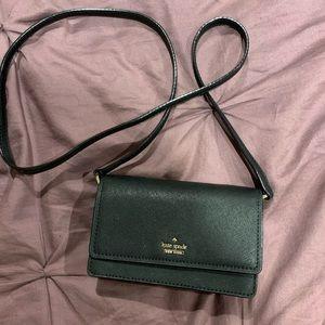 Kate Spade small wallet crossbody satchel